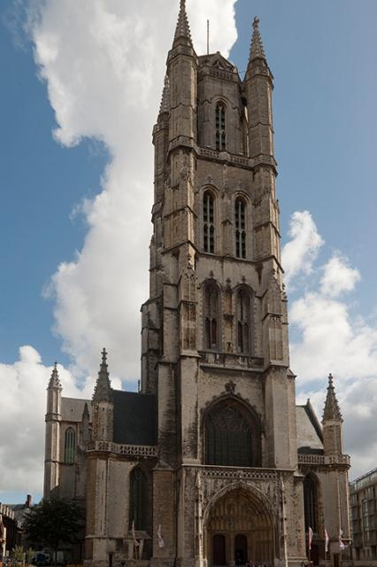 Saint Bavo Cathedral Ghent