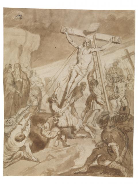 Raising of the Cross