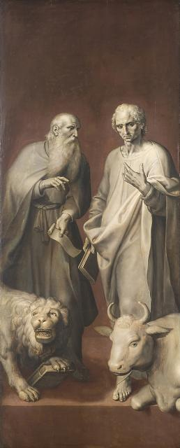 Saint Mark and Saint Luke