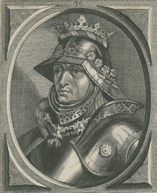 Portrait of Philip the Good