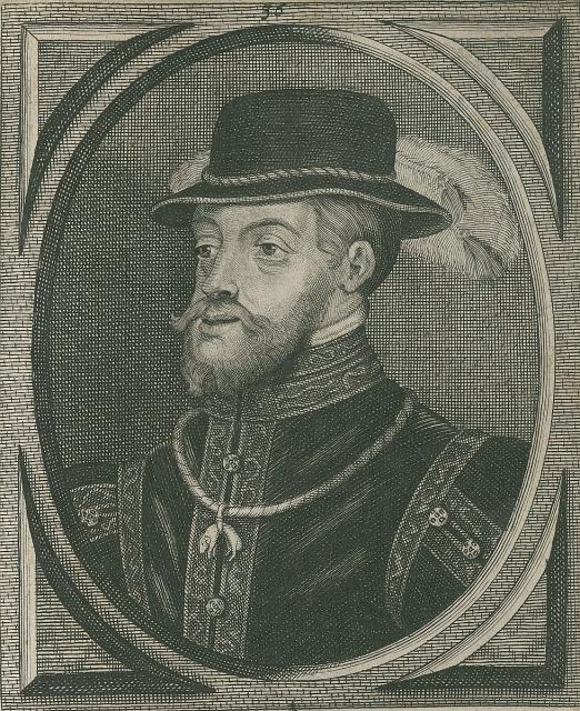 Portrait of Philip II, King of Spain