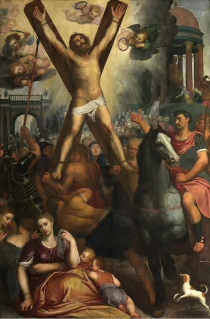 The Martyrdom of Saint Andrew