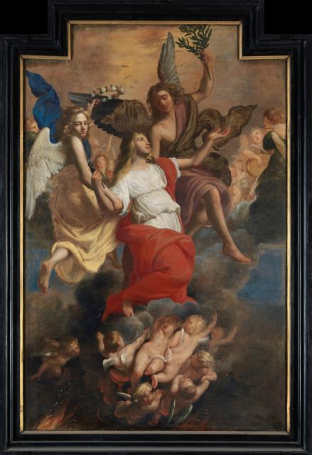The Assumption of Saint Apollonia