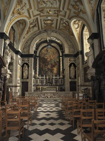The Lady Chapel, or the Burial Chapel of the Houtappel Family