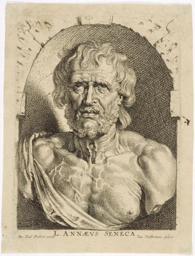 Portrait of Seneca