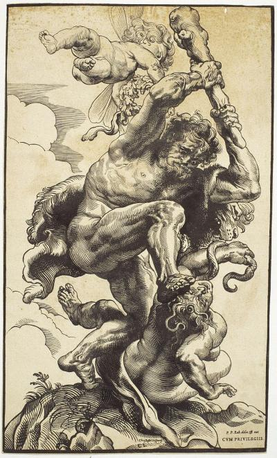 Hercules and the Hydra