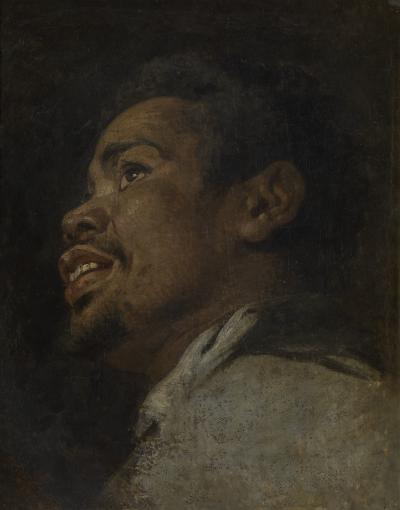 The Head of a Young Moor
