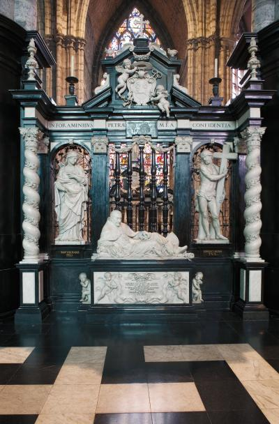 Tomb of Monseigneur Antonius Triest