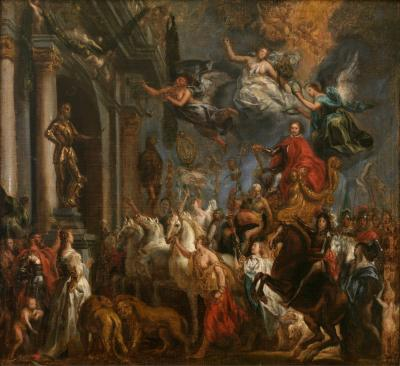 The Triumph of Frederik Hendrik