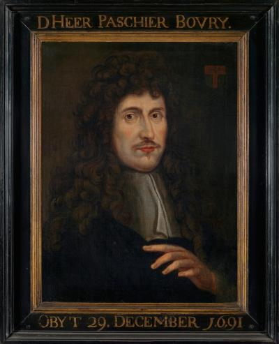 Portrait of Passchier Boury