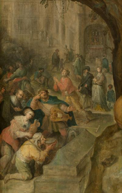 Miraculous Events at the Grave of Saint Bruno the Carthuisian
