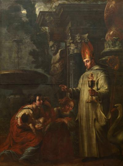 Miracle of Saint Hugh of Lincoln