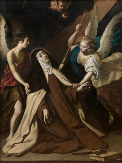 Saint Theresa in Ecstasy